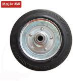 6 인치 - 고품질 외바퀴 손수레 단단한 고무 바퀴