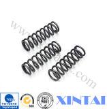 Custom сталь со спиральными шлицами сжатия пружины для автомобильной промышленности