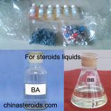 Растворяющие бензиловый спирт/BA для преобразования Winstrol 50mg/ml анаболитных стероидов