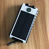 2018 Nuevo Banco de la Energía Solar de la moda con doble luz