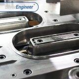 Qualidade superior do recipiente de alumínio personalizadas moldes de Aço