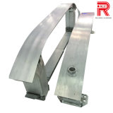 Profils en aluminium/en aluminium d'extrusion pour assemblent la fabrication profonde