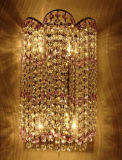 Luz decorativa da parede da forma com o Crystall para a HOME ou o hotel Using