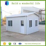 Kenya casas prefabricadas de acero Moderna casa pequeña casa prefabricada planes