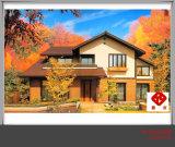 Chalet profesional de la casa prefabricada del diseño de China