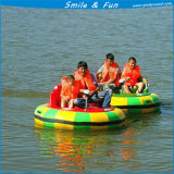 Barco de choque para adultos con pistola láser Water Jetting