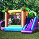 2015 Venta caliente inflables inflables inflables Bouncer rebote puentes (BC-066)
