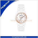 Het waterdichte Zwitserse Ceramische Horloge van de Kwaliteit met de Directe Prijzen van de Fabriek
