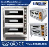 De Oven van het baksel voor Brood, Cake, Pizza, Koekje