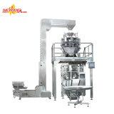 Bolsa de snacks automático multifunción máquinas de envasado