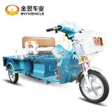 Электрический трицикл для Passanger с местом 2