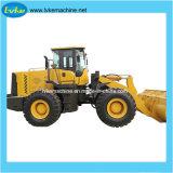 La Chine de la construction de 3 tonnes de la machine à utilisation intensive du chargeur frontal/ chargeuse à roues pour la vente