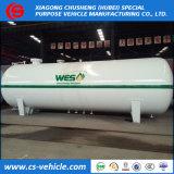 Über des Boden-50000L LPG Tanker Gas-des Becken-25tons LPG
