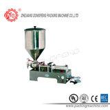Máquina de rellenar de la sola viscosidad principal neumática de la goma del acero inoxidable (SPF)