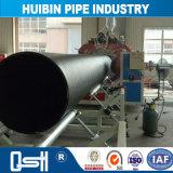 Corrugado Double-Wall de HDPE Tubería de drenaje Tubo de alcantarilla concretas para la venta