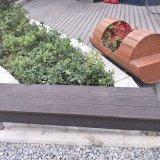 Suelo de bambú tejido hilo con el jardín Flooing