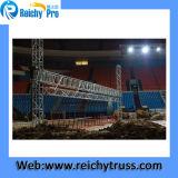 Квадратная ферменная конструкция алюминия конструкции выставки ферменной конструкции