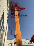 Nice Welding Hydraulic Concrete Coil-Climbing Placing Boom Clouded To beg