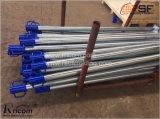 Q235構築で使用される鋼鉄Acrowの足場支柱のサポート