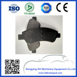 Une partie de frein automatique de haute qualité de plaquettes de frein de voiture D1213