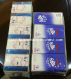 Automatisches Minitaschentuch-Taschen-Seidenpapier-Verpackmaschine-Gerät