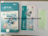 Corrección de enfriamiento del dolor de cabeza del gel médico de las muestras libres