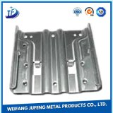 "Oem Hot Plated Metal hardware Stamping 4 "" Steel Mounting Plate for car motives"