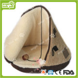 Conception de tente de haute qualité Pet Cat / Dog House & Bed