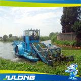 중국 좋은 물 위드 수확기, 수생 식물 가을걷이 기계