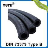 編みこみの燃料ホース上のYute DIN 73379の綿