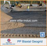 3030kn plastic Polypropyleen Bx Geogrid voor Steile Helling