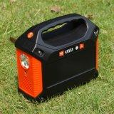conservazione dell'energia solare portatile dell'alimentazione elettrica del generatore di 155wh 100W
