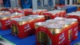 красная машина для упаковки shrink пить энергии быка для кольц-вытягивает чонсервные банкы