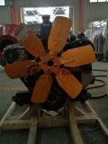Le béton humide de la pompe hydraulique de la machine de béton projeté de pulvérisation