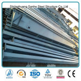 Precision and Beautiful Steel Frame Warehouse Shed Metallic Roof Structure