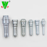 Hydraulic Fittings Manufacturers Supply Rubber Pipe Connectors Pressure Hose Fittings