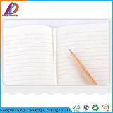 Cuaderno Softcover de la agenda de la aduana A4 A5 A6 para el regalo