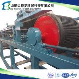 Deshidratación de lodos de la correa de vacío máquina Filtro Prensa