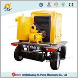 Alimentation des chaudières centrifuges à plusieurs degrés horizontal de la pompe à eau