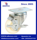De Nylon Gietmachine van de Plicht van Meidum met de Plaat van de Wartel
