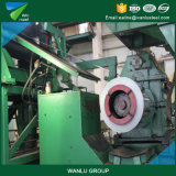 Glavalume Stahlring mit grünem Antifingerabdruck-c$gl