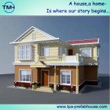 住宅のための現代プレハブの家