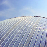 Matériaux de construction de 50 ans mur Aluminum-Magnesium-manganèse dalle du toit