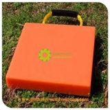 다양성 색깔 UHMWPE 옥외 기중기 보호 패드 또는 아우트리거 패드 또는 임시 도로 패드