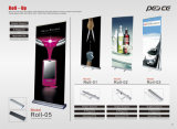 Suporte do rolete de portátil Roll Up Display Banner