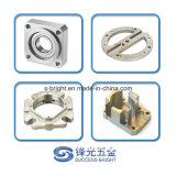 Piezas de aluminio mecanizado CNC para el equipo médico