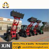 cargadora de ruedas pequeñas chino utilizado para la construcción/Granja