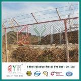 С покрытием из ПВХ Y После сварных аэропорта 358 стены безопасности