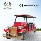 Cer-anerkanntes niedriger Preis-elektrisches Streifenwagen-Golf-Auto