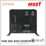 CC 1kw-6kw a CA Pure Sine Wave Power Inverter con Charger